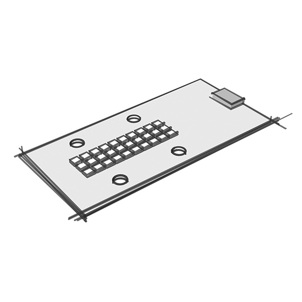 Fortimo LED HBMt 2500 22W/740
