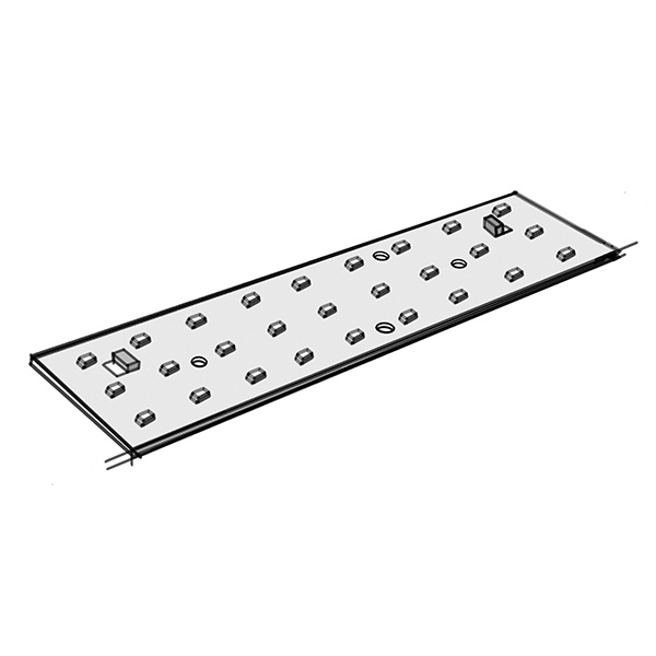 Fortimo LED Strip 1ft 1100lm 850 1R LV3